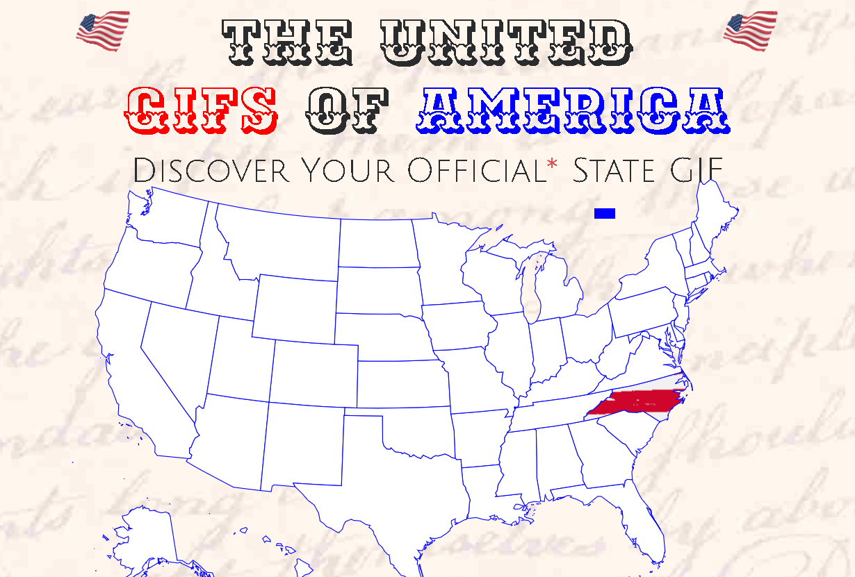 Screenshot from United Gifs of America